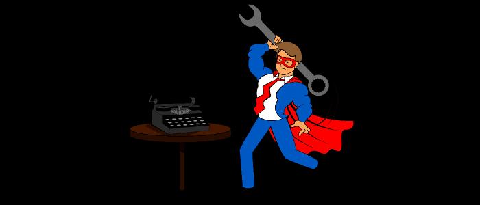 Typewriter Fix